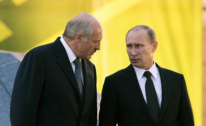 Зачем Путин снова хочет видеть Лукашенко?