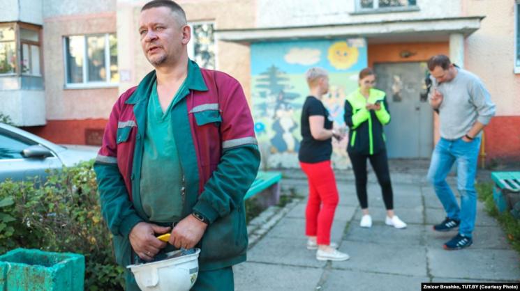 Шахтер «Беларуськалия»: 'Думал, получится разбудить людей'