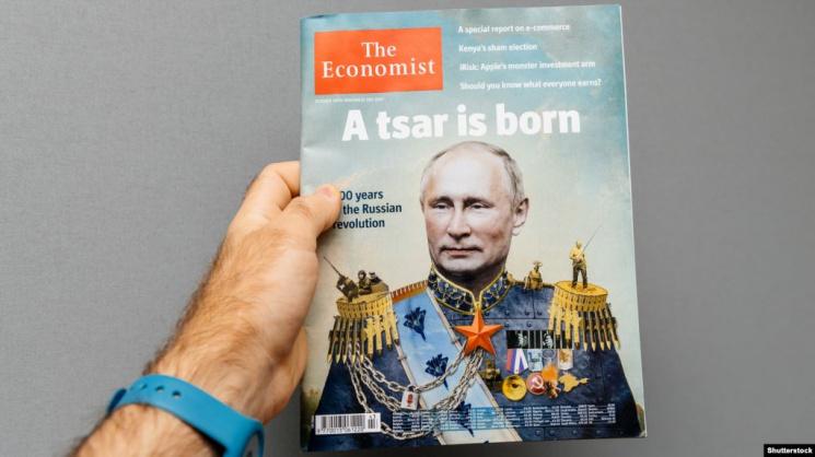 'На краю империи'. Что думает Путин о государственности ближайших соседей