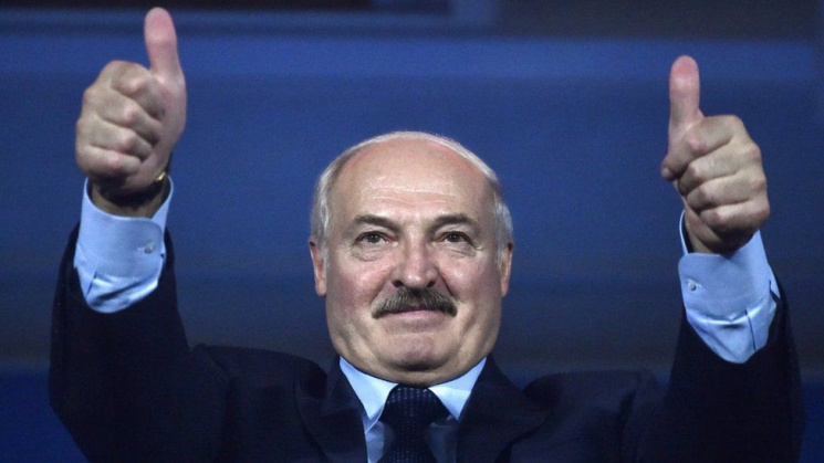 Четверть века Александра Лукашенко - коротко и в фотографиях