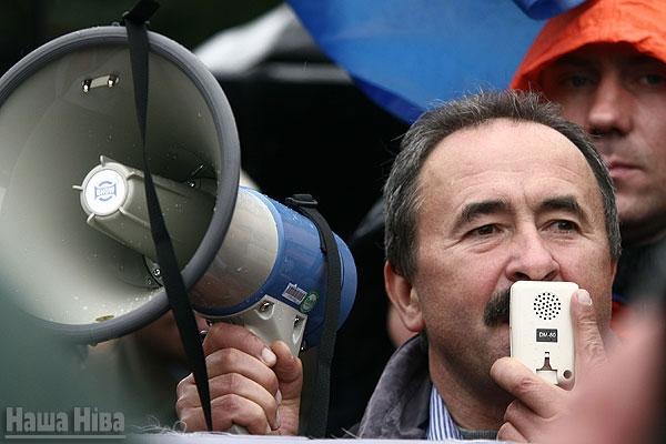 Геннадий Федынич: Не хочу обидеть никого из кандидатов в президенты, но …