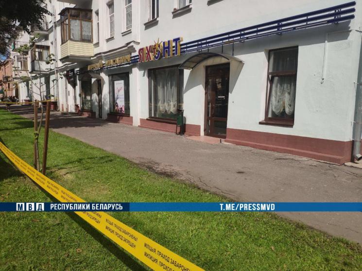 Ювелирный магазин «Яхонт» в Минске ограбили уже в 4-й раз. Что известно о предыдущих нападениях