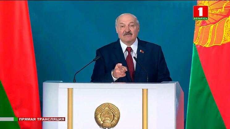Лукашенко: уйти нельзя остаться
