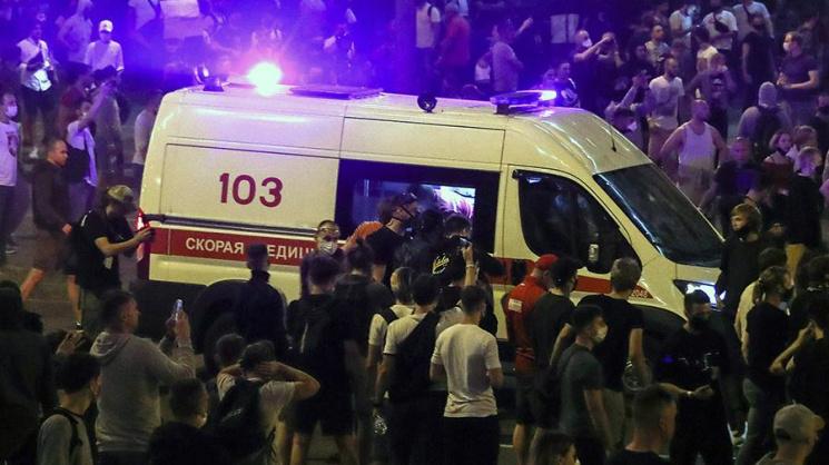 Пресс-секретарь Минздрава о пострадавших на протестах: Есть те, кто умер, не доехав до больницы. Но в больницах всех пока выхаживают