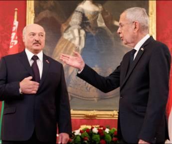 Шрайбман: Какой выхлоп от Лукашенко в Вене?