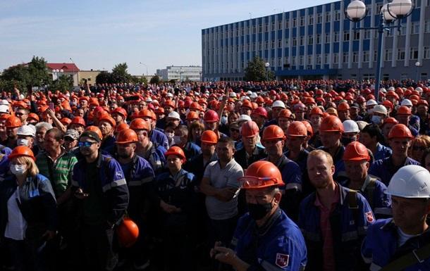 Были ли забастовки на предприятиях Беларуси в августе: что говорит статистика