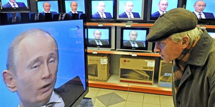Из-за кого Россия стала одной из наименее миролюбивых стран мира