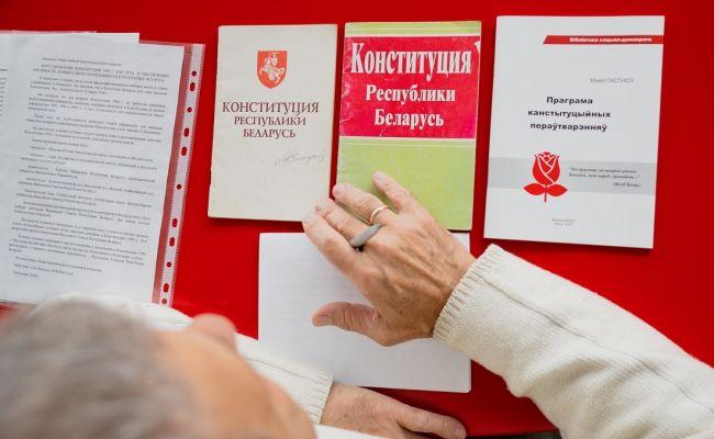 Пастухов: Конституционная реформа возможна лишь после возврата Конституции 1994 года