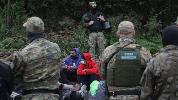 Польша вводит режим чрезвычайного положения на границе с Беларусью