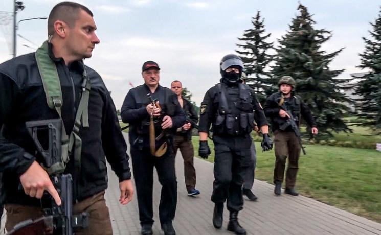 ОБСЕ: выборы в Беларуси были сфальсифицированы