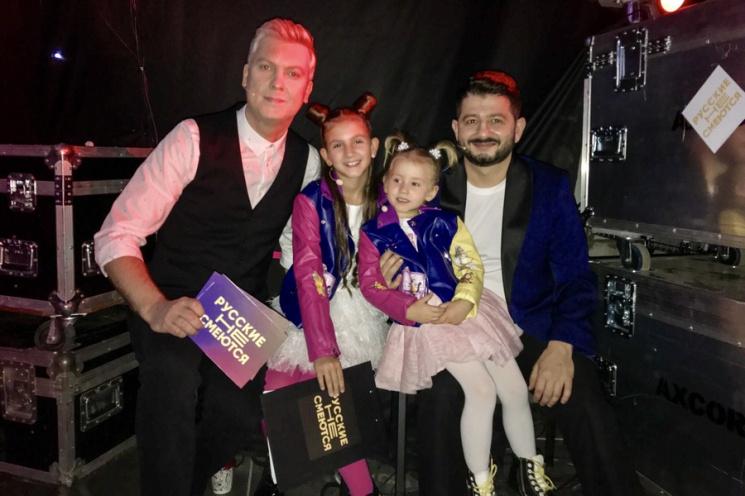 Дуэт «МилаНика» из Боровлян стал абсолютным победителем в шоу в Москве