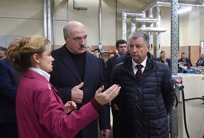 Чем так дорог властям предприниматель Мартынов, которого Лукашенко хочет наградить
