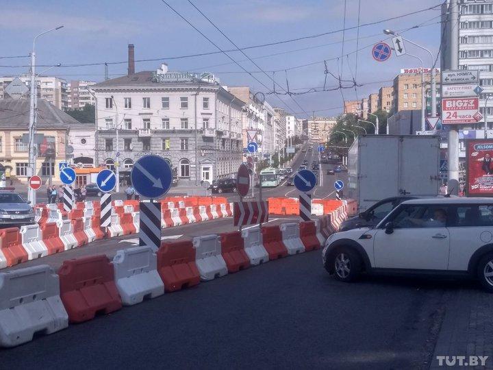 Пережить 10 дней: где в Минске нельзя будет ездить и парковаться во время Европейских игр