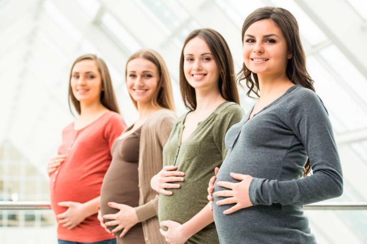 Суррогатная мать донорская сперма