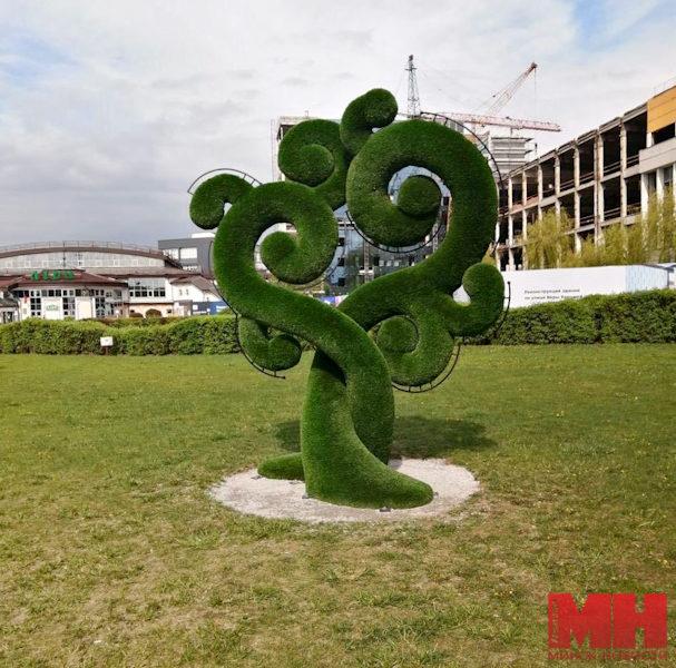Агроренессанс: сколько стоят новые «арт-объекты» Минска