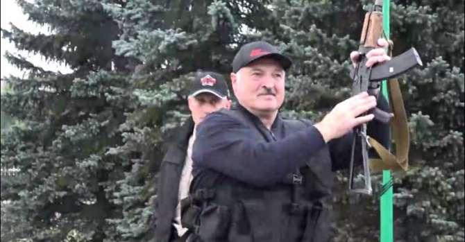 Есть ли у Лукашенко поддержка Москвы?