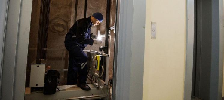Есть проблема: Полтысячи лифтов в Борисове в июле могут остаться без обслуживания