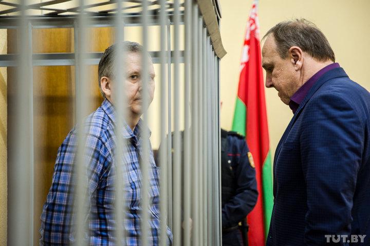 «Считаю, это оговор». В суде выступил бывший глава Минпрома и экс-помощник президента