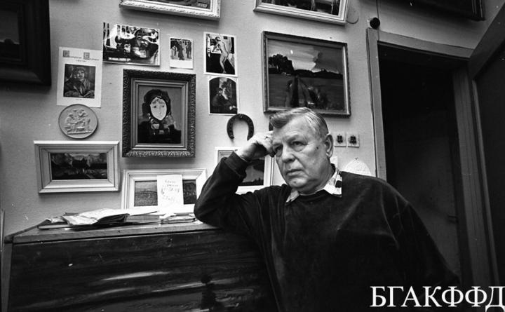 Умер белорусский художник Леонид Щемелев