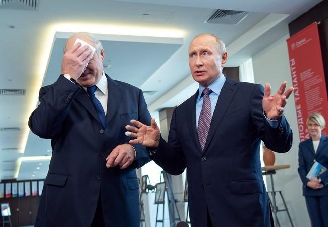 Пакт Лукашенко-Путина почти готов? «Кремль дожимает Минск – гордиться нечем»