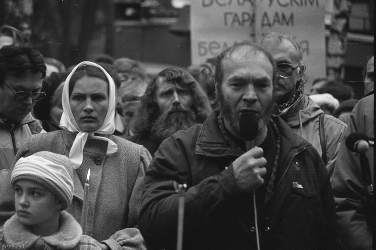 Самый известный белорусский диссидент рассказал, чем отличаются нарушения прав человека в Беларуси, СССР и России