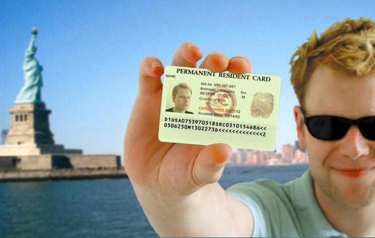Новые правила в США: кто не сможет получить грин-карту