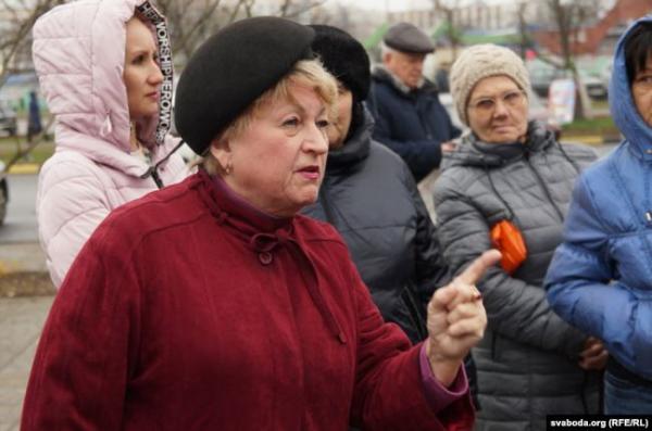 """Госгазета очерняет кандидата от движения """"Матери 328"""""""