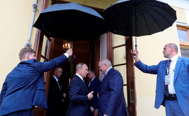 Можно ли выжить в пасти льва? Фридкин рассказал, чем обернется для Беларуси интеграция с Россией