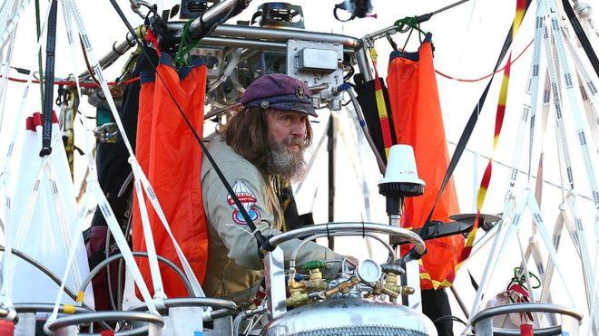 Путешественник Конюхов отправляется в стратосферу на воздушном шаре