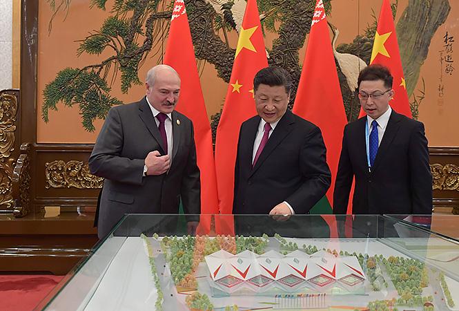 Может ли помощь Китая Беларуси быть безвозмездной?