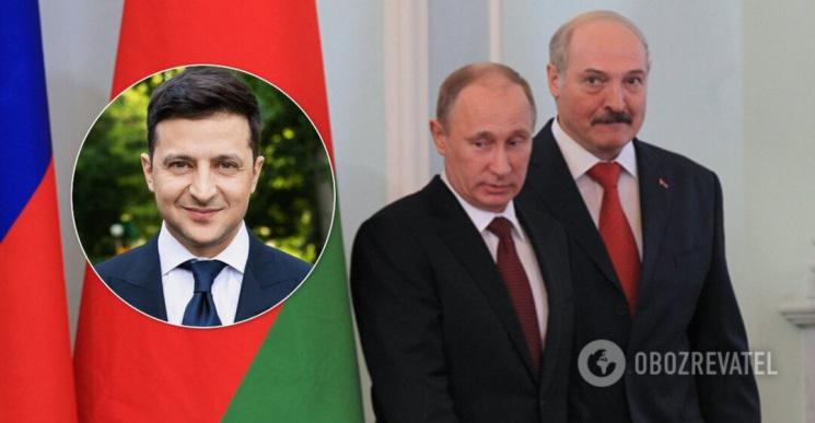 Ни враги, ни союзники. Лукашенко и Зеленский как два разных мира