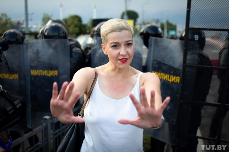 Гончарик: Колесникова – молодец. Жаль, что старая оппозиция никак себя не проявляет