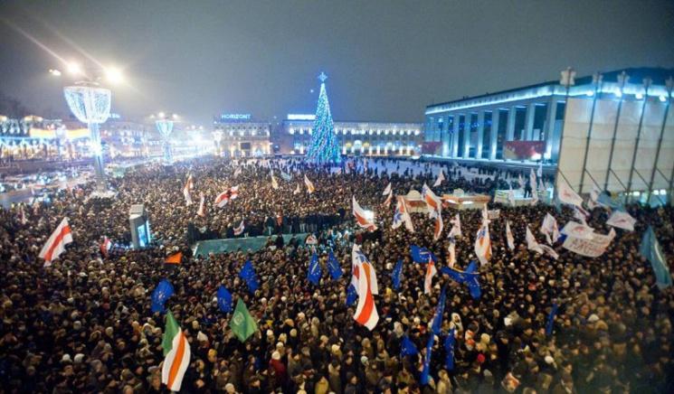 """""""Если хочешь победить авторитаризм выборами - готовься к революции"""""""