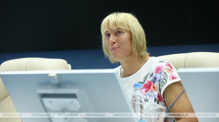 Екатерина Карстен: «Я никогда не считала себя немкой, я всегда хотела и выступать за Беларусь, и вернуться в Беларусь. Поэтому никаких сожалений нет»