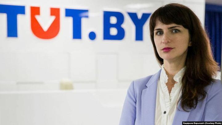 Абсурд недели: истёк 72-часовой срок задержания — журналист TUT.BY Катерина Борисевич остается  СИЗО КГБ