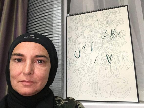 Певица Шинейд О'Коннор приняла ислам | Korrespondent.net