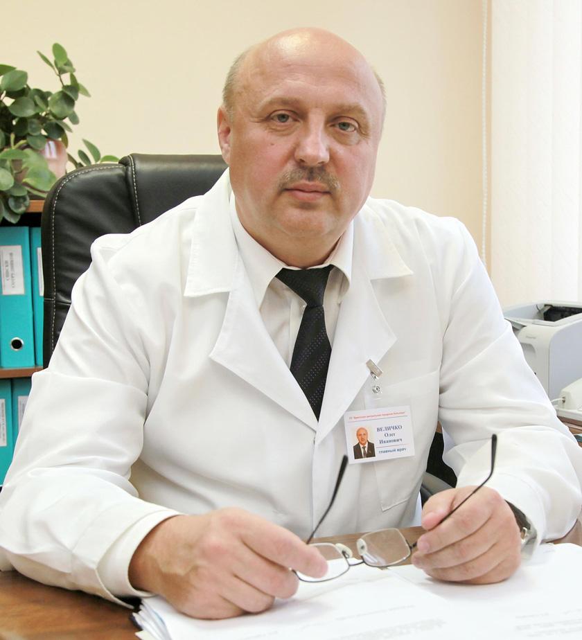 Вернулся в медицину: бывший депутат и вице-губернатор Олег Величко возглавил больницу в Бресте