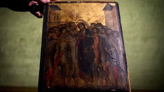Висела над плитой. В доме француженки нашли картину раннего Возрождения стоимостью 6 млн евро