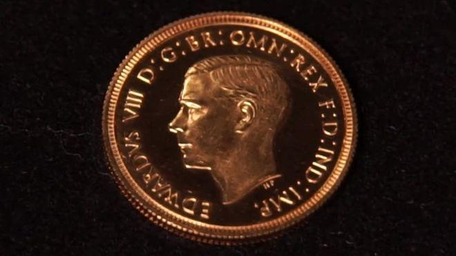 В Лондоне продали золотой соверен за $1,3 млн