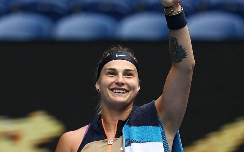На Олимпийских играх Арина Соболенко одержала победу в первом матче