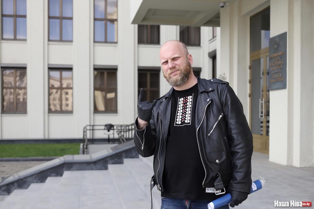 Таболич: я снимаю свою кандидатуру с предвыборной гонки в пользу Беларуси
