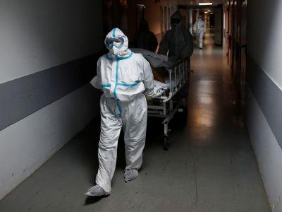 Как вРаде посоветовали  ужесточить карантин, чтобы  остановить индийский штамм коронавируса