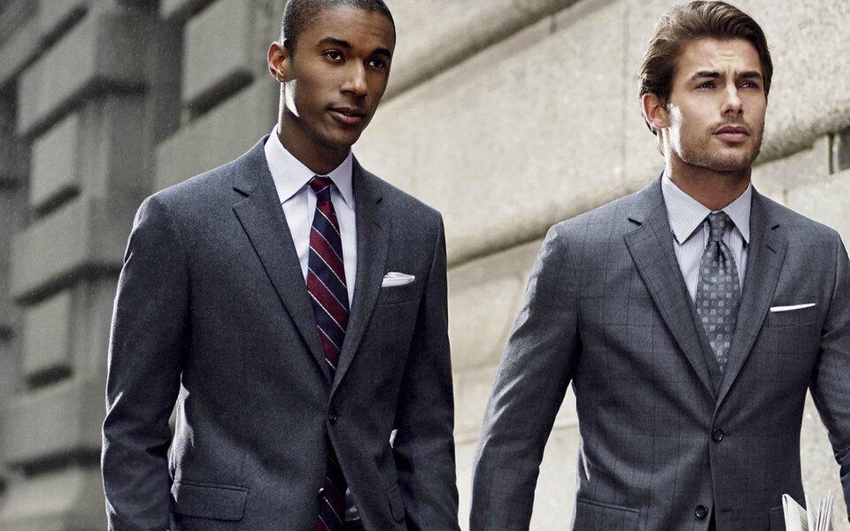 Работаем дома в пижаме. Американский бренд мужской одежды Brooks Brothers объявил о банкротстве