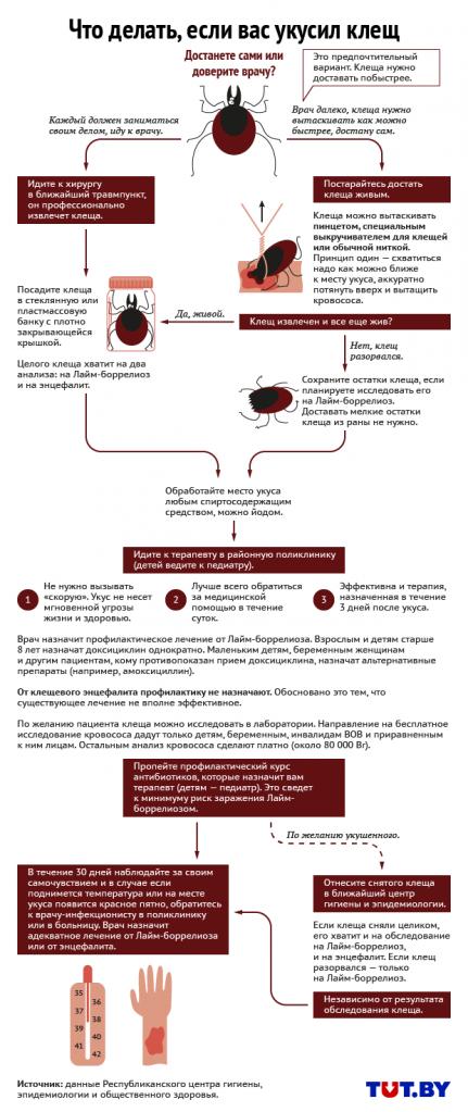 Болезнь лайма эпидемиология