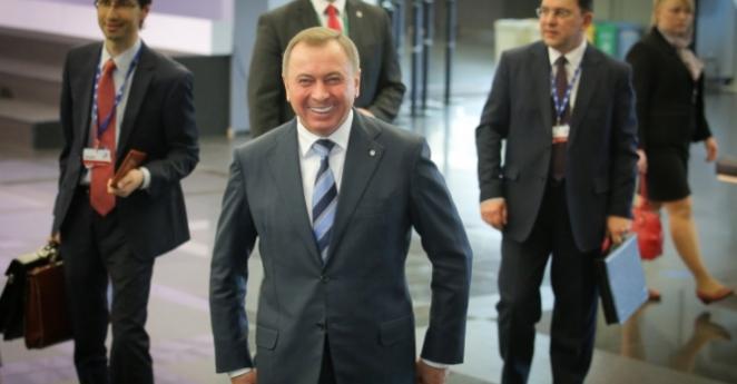 Глава белорусского МИД сдал тест на коронавирус после контакта с зараженными