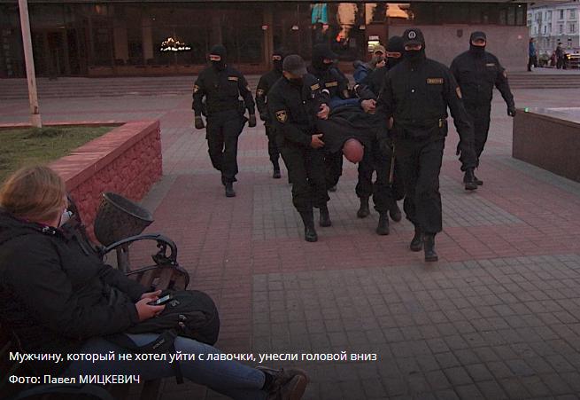 Цинизм дня: МВД огранизовало «горячую линию» для родных задержанных. Всех отпустить!