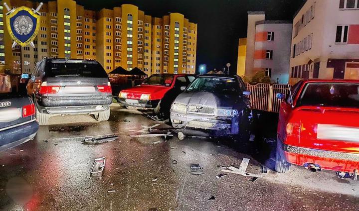 ВГродно взорвали машину милиционера из«черных списков» силовиков отоппозиции
