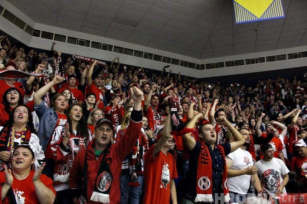 «До полной победы народа». Фанаты футбольного «Немана» отказались возвращаться на трибуны