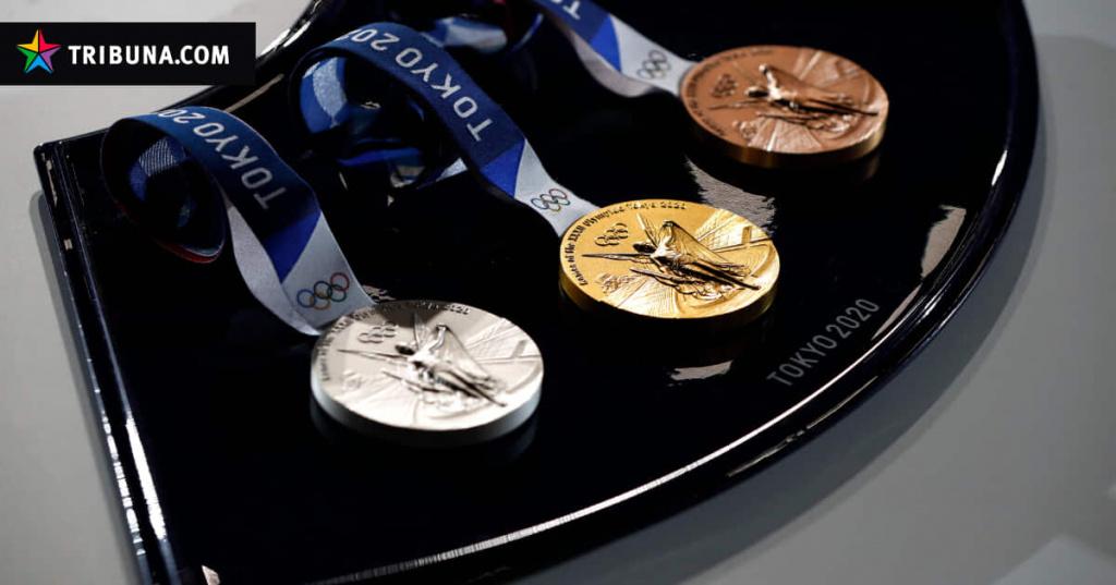 Олимпиада-2020, медальный зачет: Китай лидирует в медальном зачете, Беларусь – пока без наград