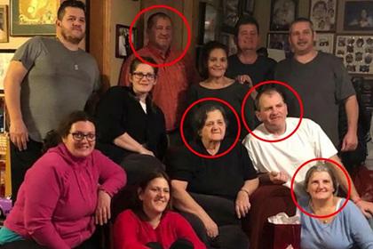 Заразившие друг дружку члены семьи скончались откоронавируса занеделю